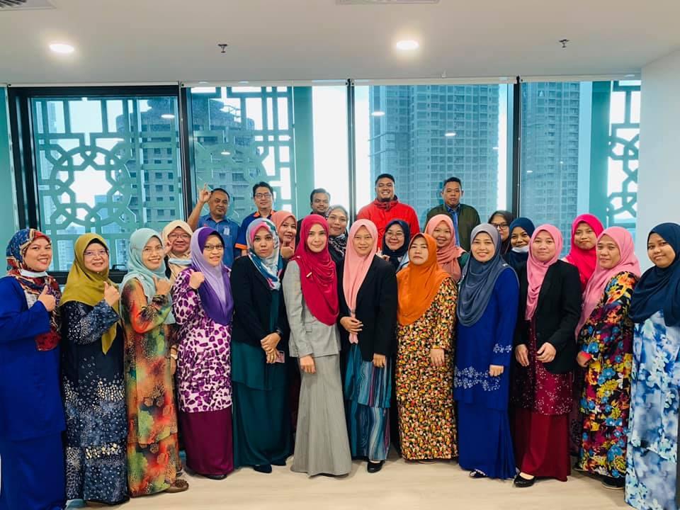 Kursus Pengurusan Pejabat : Hebat Di Tempat Kerja Majlis Bandaraya Johor Bharu Pada 12 -15 Julai 2020