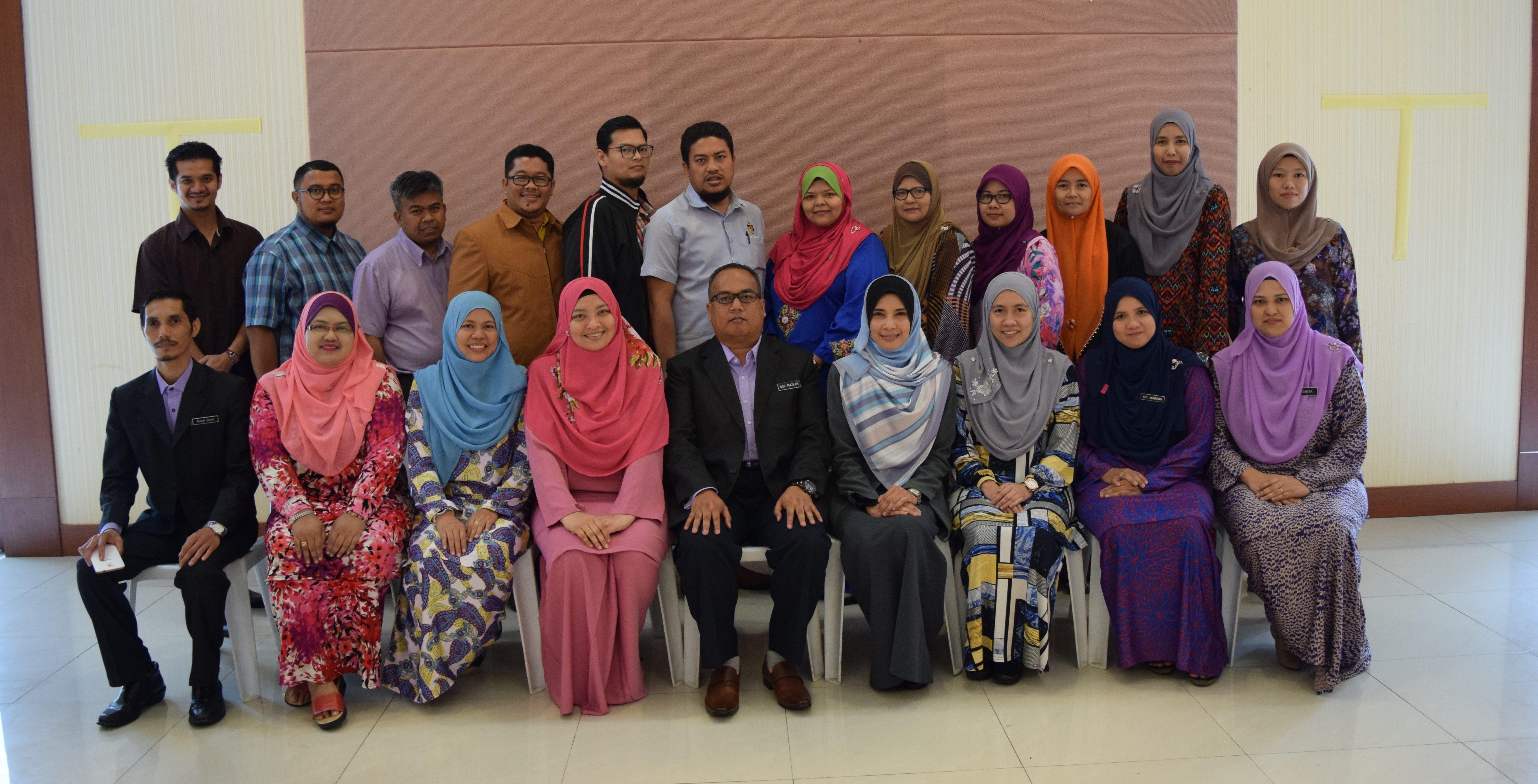 Kursus Keterampilan Bertutur & Komunikasi Profesional | JPBD N. Sembilan | 25 Julai 2017