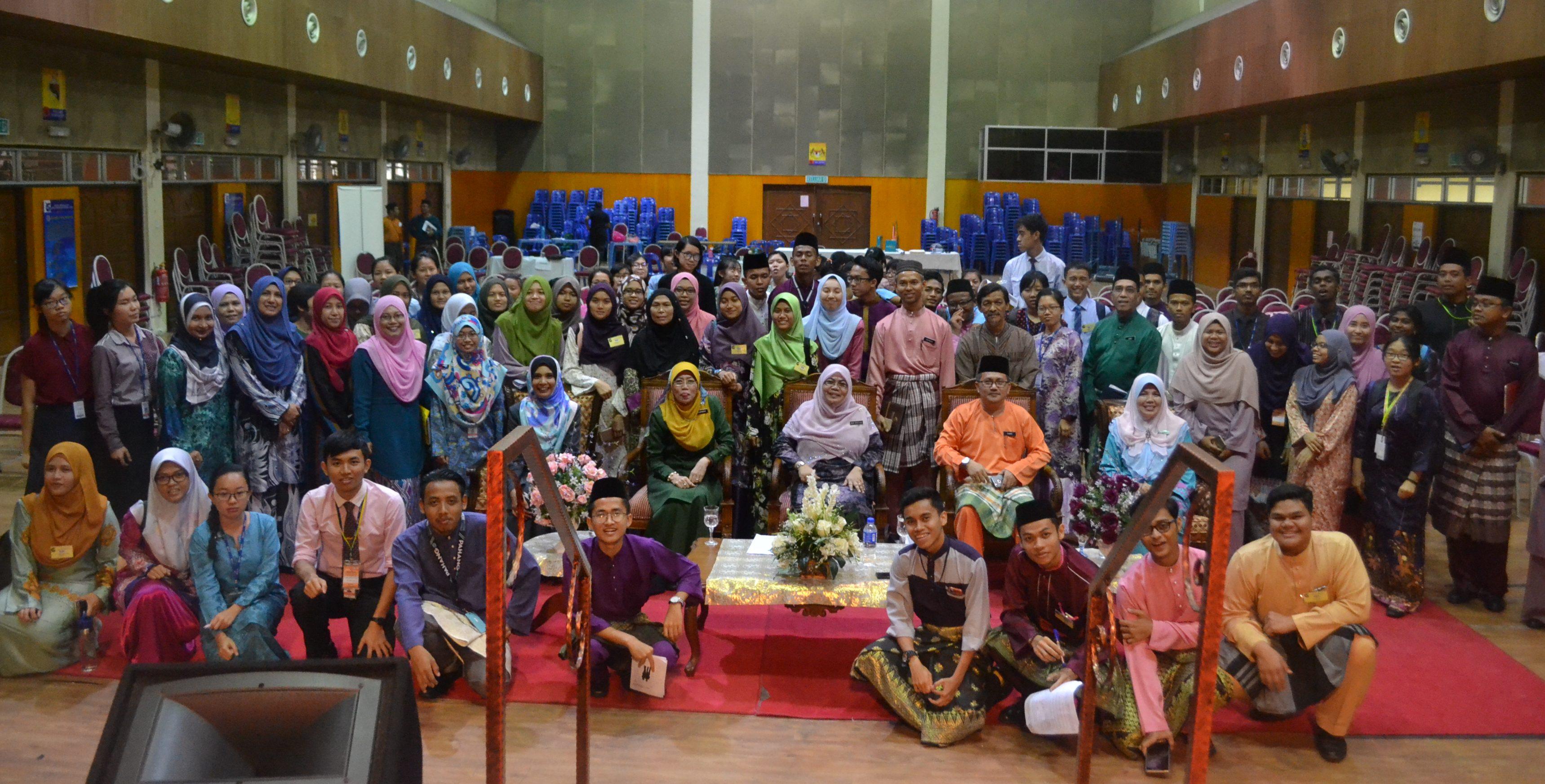 Kursus Transformasi Penampilan Dalam Pembentukan Imej Profesional   IPG Kampus Temenggong Ibrahim Johor   20 Julai 2017