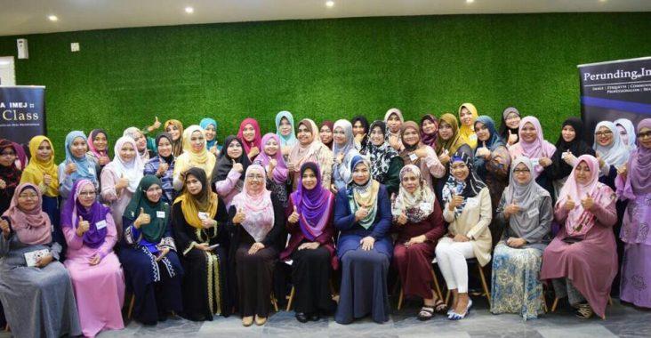 Seminar Rahsia Imej Wanita First Class | 21 Mei 2017