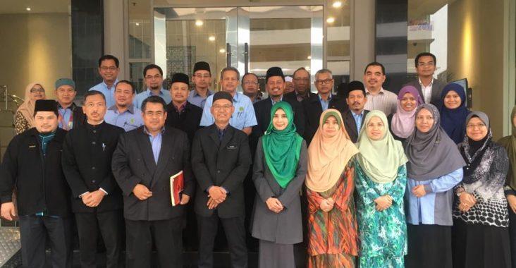 Kursus Leadership Siri 1 : Rahsia Imej Pemimpin First Class   Jabatan Agama Islam Selangor   21-22 February 2017