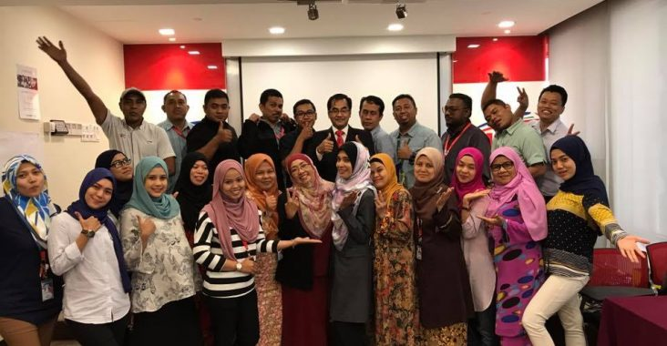 Business Etiquette and Protocol Workshop | MRT Corp | 06 August 2017