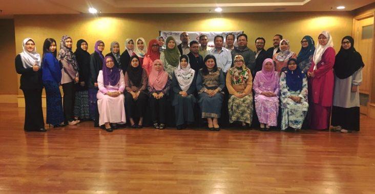 Kursus Professional Business Etiquette, Protocol & Image Grooming | Felcra Berhad | 4-6 April 2017