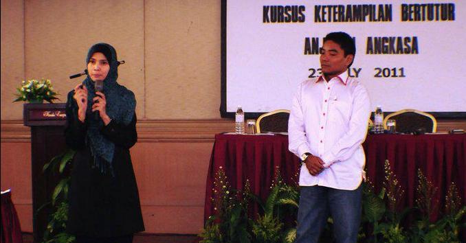 Ketrampilan Bertutur | Angkasa JPAN Wilayah | 23 Julai 2011