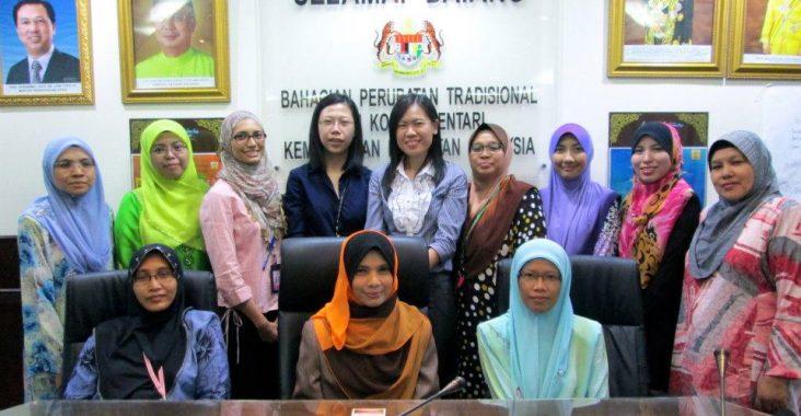 Kursus Pemantapan Imej & Budaya Korporat | KKM |27-28 Disember 2012