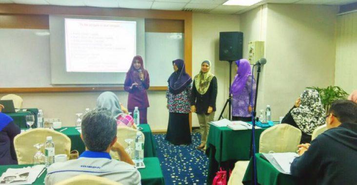 Transformasi Imej Dan Etiket Bisnes | Pusat Bayaran Kuala Lumpur LHDNM | 18 Mei 2016