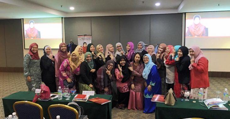 Kursus Tranformasi Imej Korporat Untuk Setiausaha | Angkatan Koperasi Kebangsaan Malaysia Berhad |14 -15 Mei 2016