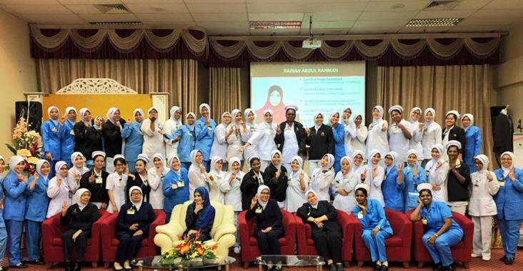 Seminar Ketrampilan Imej Profesional |27 Mei 2016 | Hospital Slim River Perak