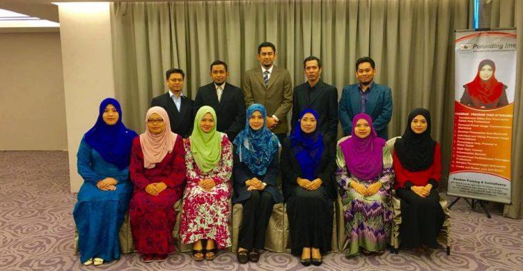 Corporate Grooming Workshop | Takaful Ikhlas Berhad (Second Group) | 23-24/3/16