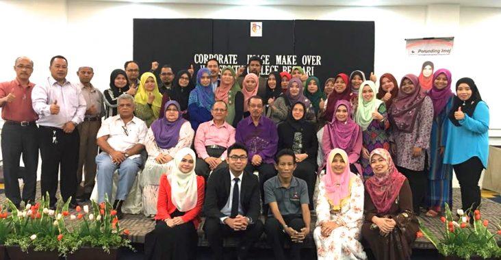 Corporate Image Make Over Programme | Universiti Kolej Bestari | 21-23 Januari 2016