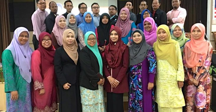 Kursus Keterampilan Imej Korporat | Majlis Agama Islam Negeri Selangor | 2-3 Februari 2016