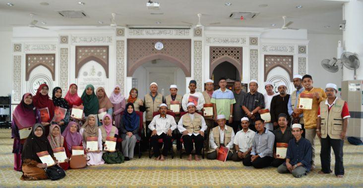 Kursus Pengucapan Awam   Masjid Kampung Johan Setia Klang   21 Oktober 2017