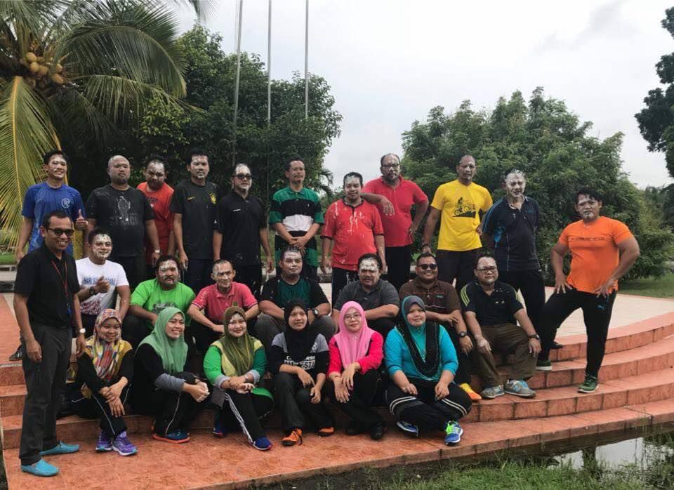 Kursus Team Building | JAIS | 7 – 9 November 2017
