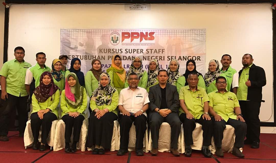 Kursus Super Staff   PPNS    7 November 2017
