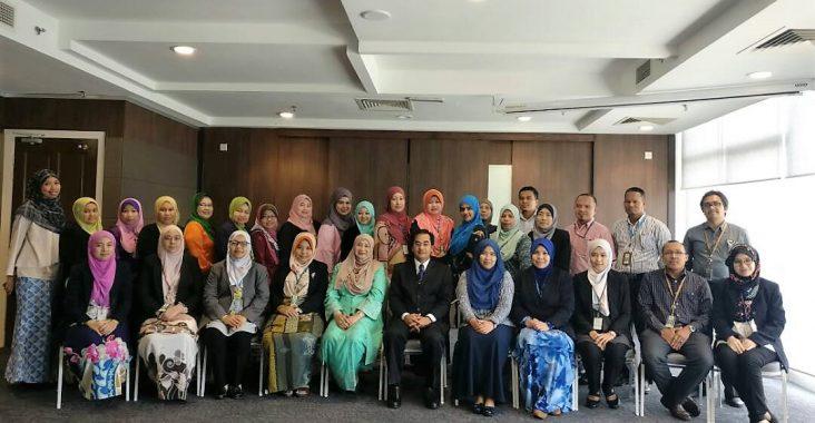 Kursus Protokol Majlis, Etiket Sosial & Imej Profesional | LHDN | 10-12 Disember 2017