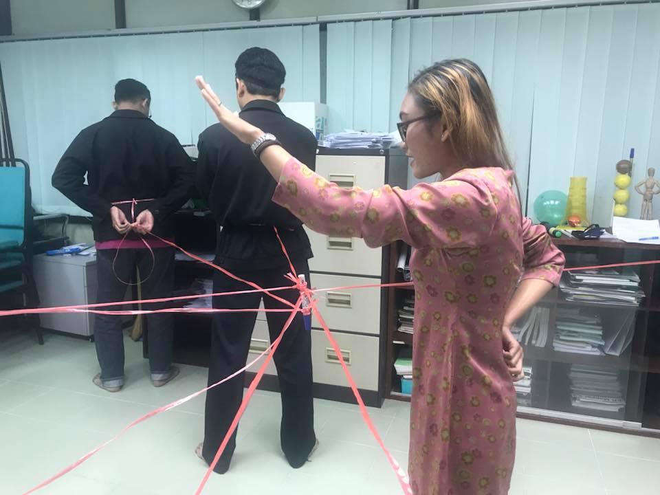 Kursus Komunikasi Berkesan Geoprecision Tech Sdn Bhd
