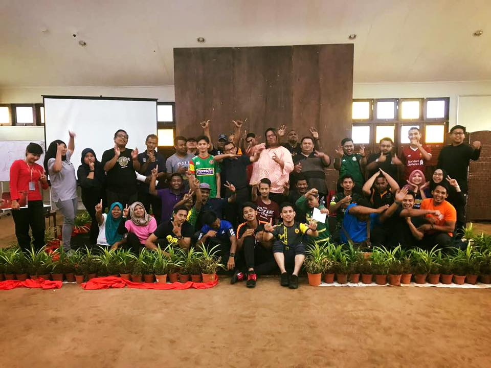 KURSUS TEAM BUILDING KERIANG HILL RESORT : EFFECTIVE LEARNING ACTIVITIES