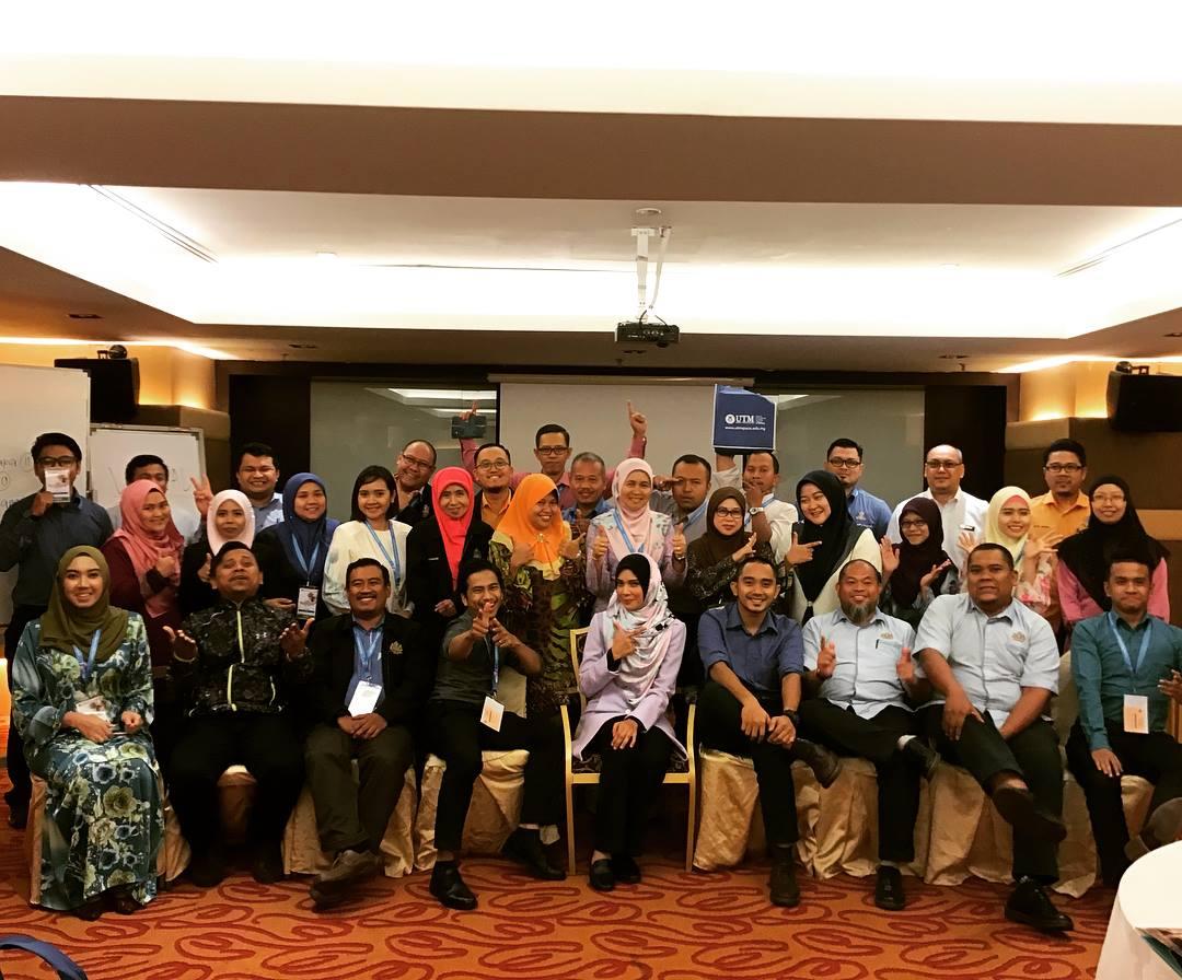 Bengkel Pengucapan Awam Majlis Bandaraya Johor Bahru Pada 22 -23 Julai 2018