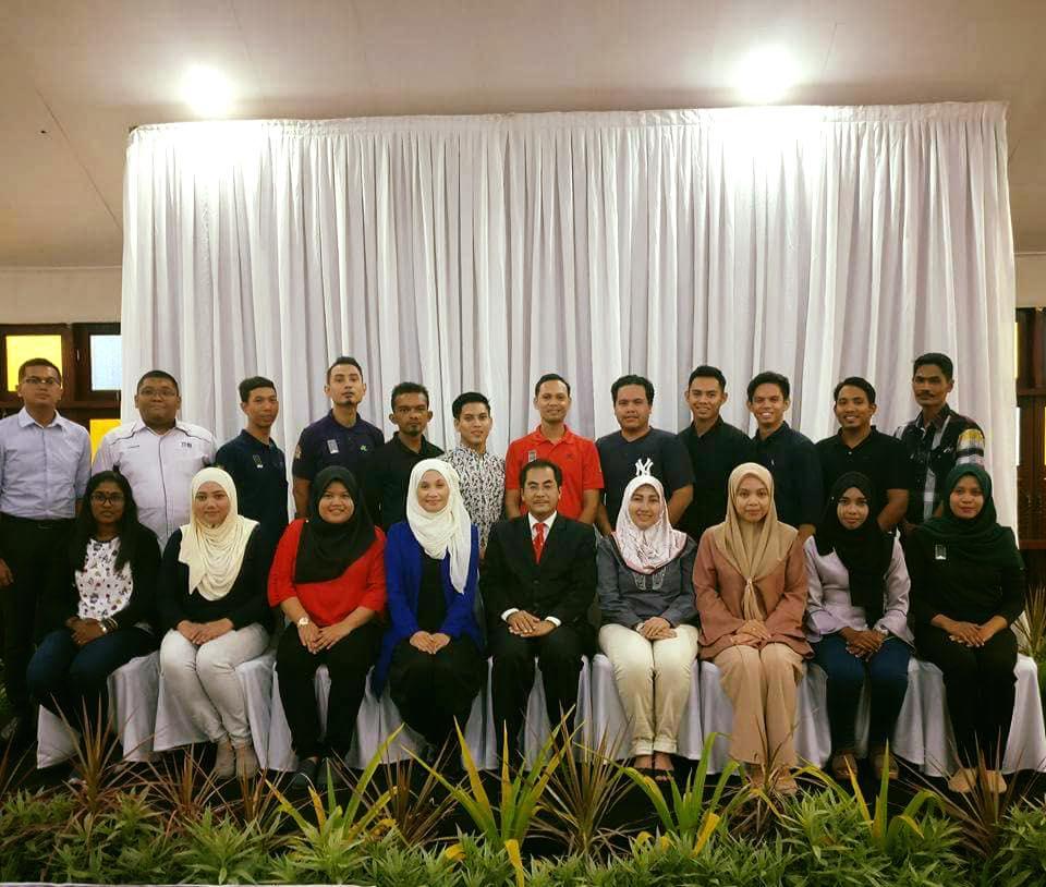 Kursus Protokol Dan Pengurusan Majlis Seri Panglima Sdn Bhd Pada 10-12 Ogos 2018