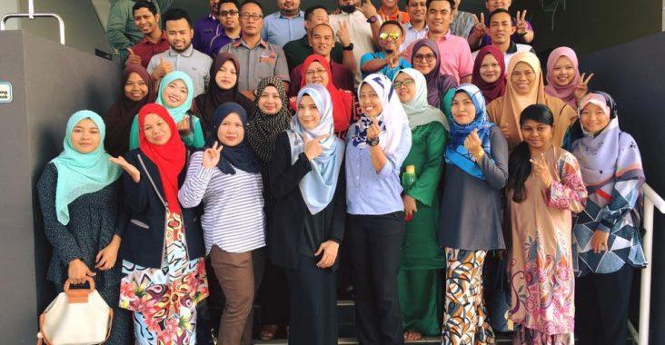Kursus Etika Berkomunikasi Jabatan Kebajikan Masyarakat Pada 28-30 September 2018