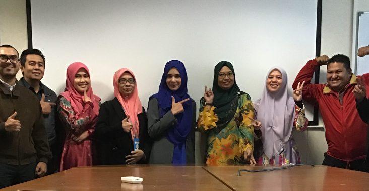 Kursus Pengendalian Aduan Dan Kemahiran Perkhidmatan Pelanggan bagi warga Unit Helpdesk Dan Pemantauan Perkhidmatan ICT Kementerian Pendidikan Malaysia | 5 &