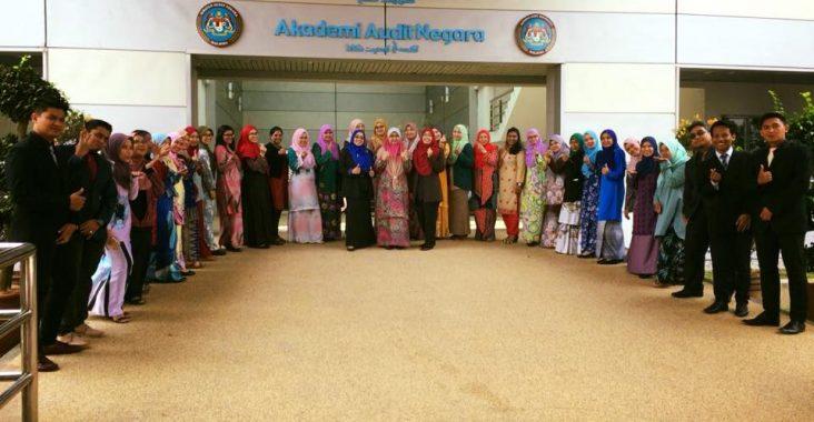Kursus Etika Kerja Dan Keterampilan Diri Akademi Audit Negara Pada 25-27 September 2018