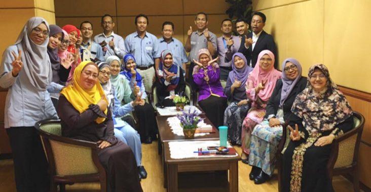 Kursus Penampilan Profesional SIRIM | 28 November 2018