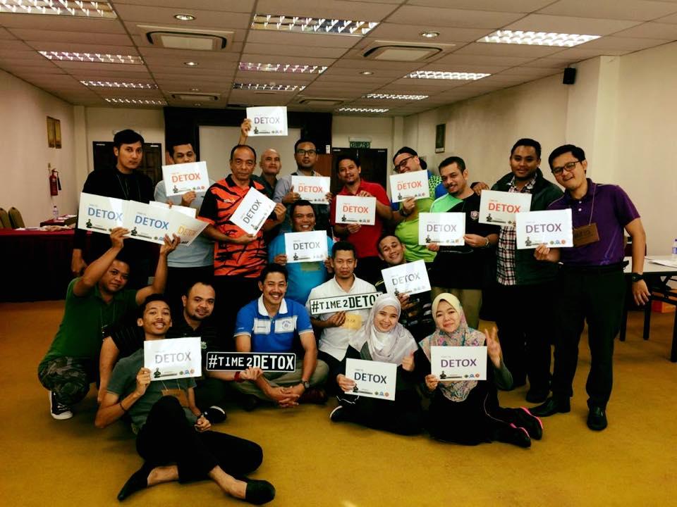 Kursus Semangat Kerja Berpasukan 2018 |Unit Permodenan Tadbiran Dan Perancangan Pengurusan Malaysia (MAMPU) | 1 & 2 November 2018
