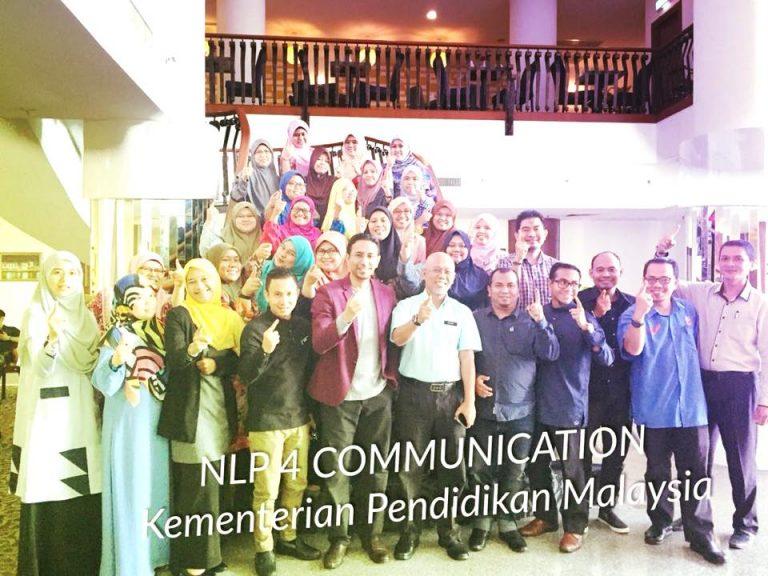 Kursus Komunikasi Berkesan Dengan Teknik NLP   KPM   17-19 Oktober 2018