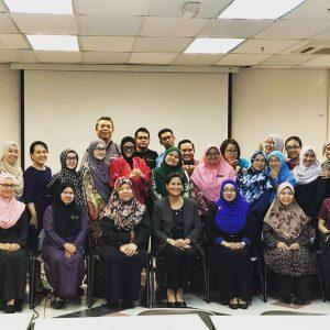 Kursus Temuduga Kenaikan Pangkat (Grooming For Promotion) UITM Sabah Pada 13 Februari 2019