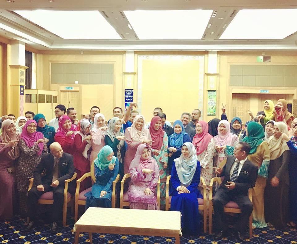 Kursus Pemantapan Imej Dan Etiket Sosial Kementerian Pendididkan Malaysia | 18 Februari 2019