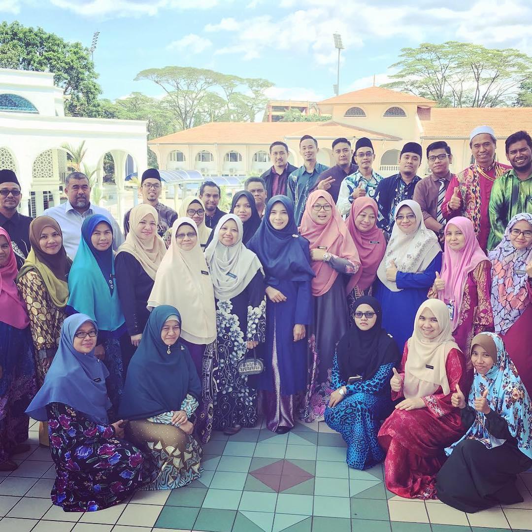 Kursus Keterampilan Hal Ehwal Islam | Jabatan Agama Islam Negeri Sembilan Pada 20-21 Februari 2019
