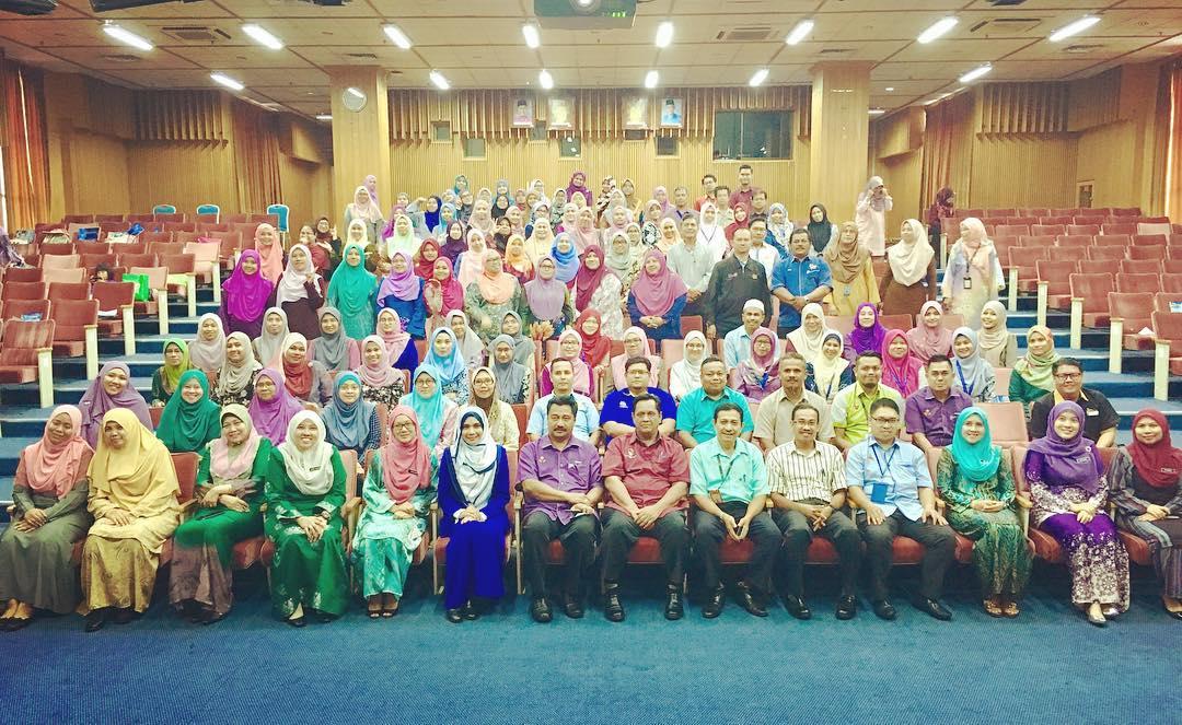 Bengkel Ketrampilan Diri Dan Imej Personaliti Pejabat SUK Negeri Sembilan Pada 5 Mac 2019
