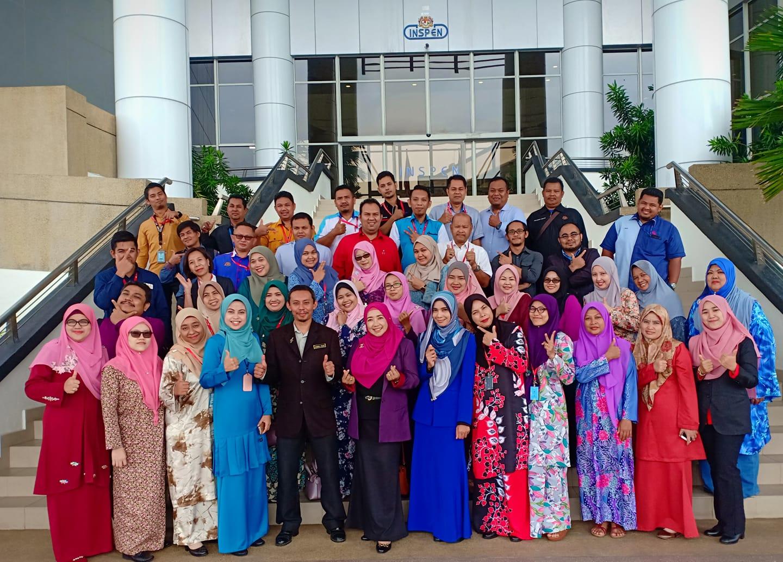 Kursus Keterampilan Untuk Kejayaan Institut Penilaian Negara (INSPEN) Pada 8 – 10 April 2019