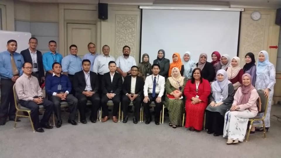 Kursus Tatacara Pengurusan Mesyuarat Dan Teknik Pengurusan Minit MesyuaratKementerian Hal Ehwal Ekonomi pada30 April2019