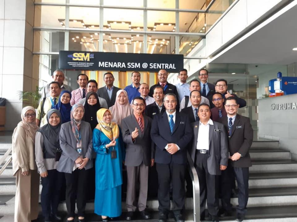 Kursus Pemikiran Strategik, Inovatif Dan Kreatif | Suruhanjaya Syarikat Malaysia | 13-14 Mei 2019