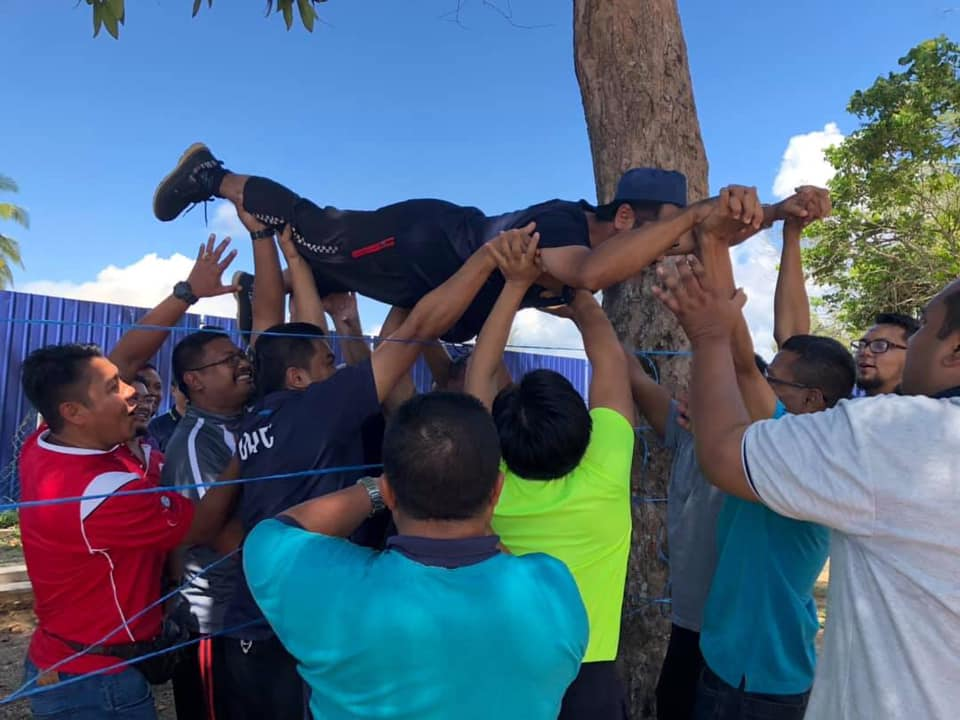 Kursus Pembinaan Pasukan Cemerlang | Jabatan Keselamatan Dan Kesihatan Pekerjaan Kelantan | 17 – 19 April 2019