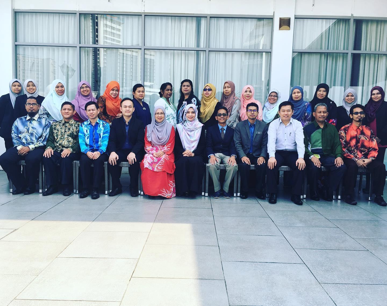 Kursus Keterampilan Diri dan Personaliti Profesional Kementerian Kesihatan Malaysia (KKM) Pada 2 – 4 Julai 2019