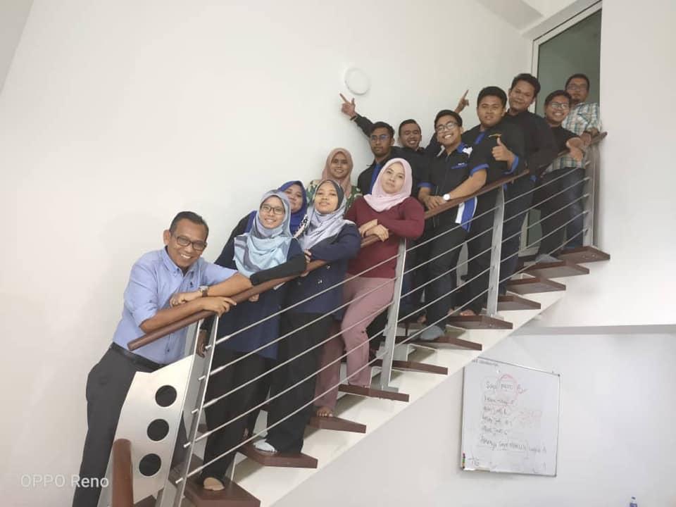 Kursus Team Building Prosperwise Holdings Sdn Bhd Pada 17 Julai 2019