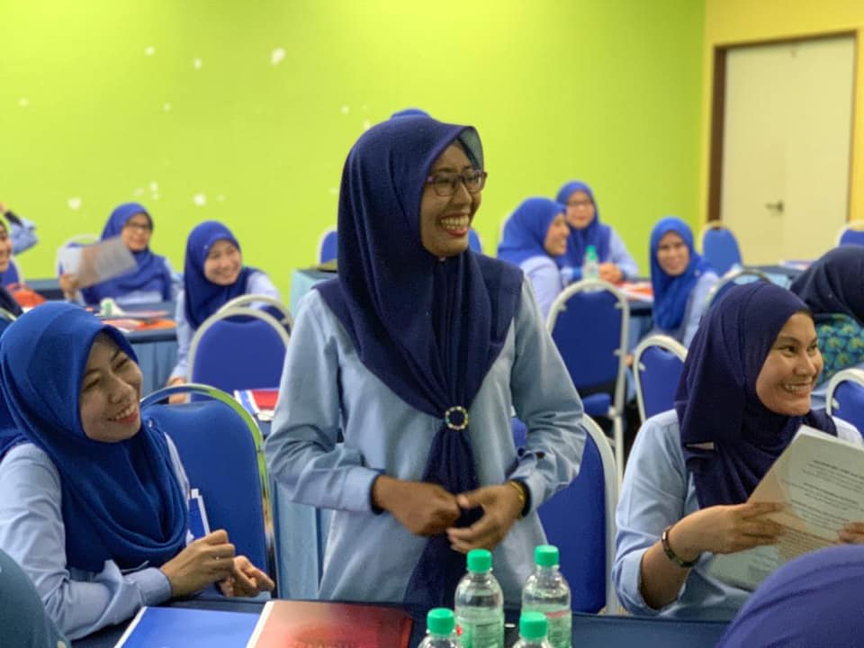 Kursus Komunikasi Neuro Linguistic Programme (NLP) Institut Latihan Kecemerlangan MARA Pada 27 – 29 Ogos 2019