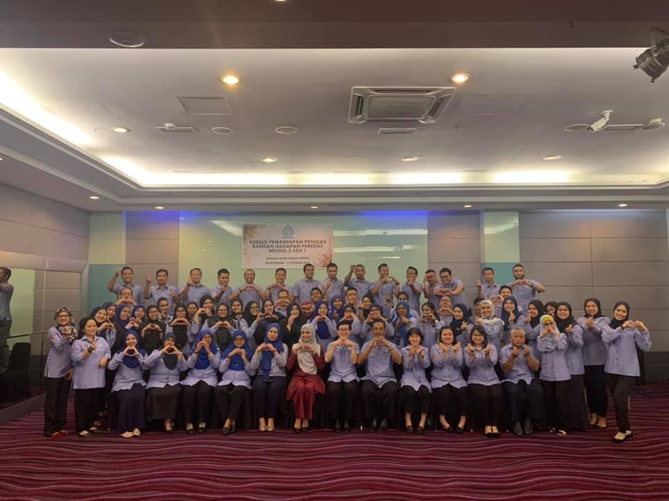 Kursus Pemantapan Petugas Barisan Hadapan Sesi 1 | PERKESO | 1 – 3 Oktober 2019