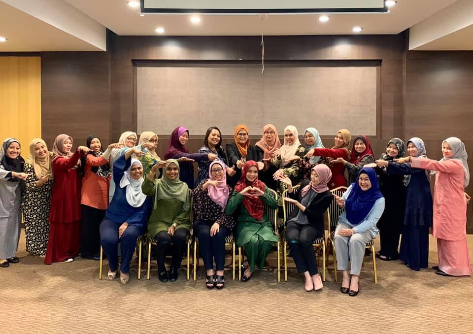 Kursus Pemantapan Kerjaya Setiausaha Pejabat | Kementerian Kesihatan Malaysia | 4 – 6 Oktober 2019