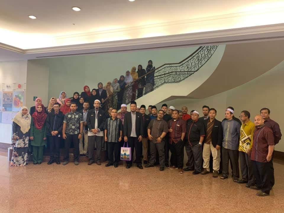 Kursus Pembangunan Imej Profesional 360° Ke Arah Pengantarabangsaan | Pusat Islam Universiti Sains Malaysia | 21 September 2019