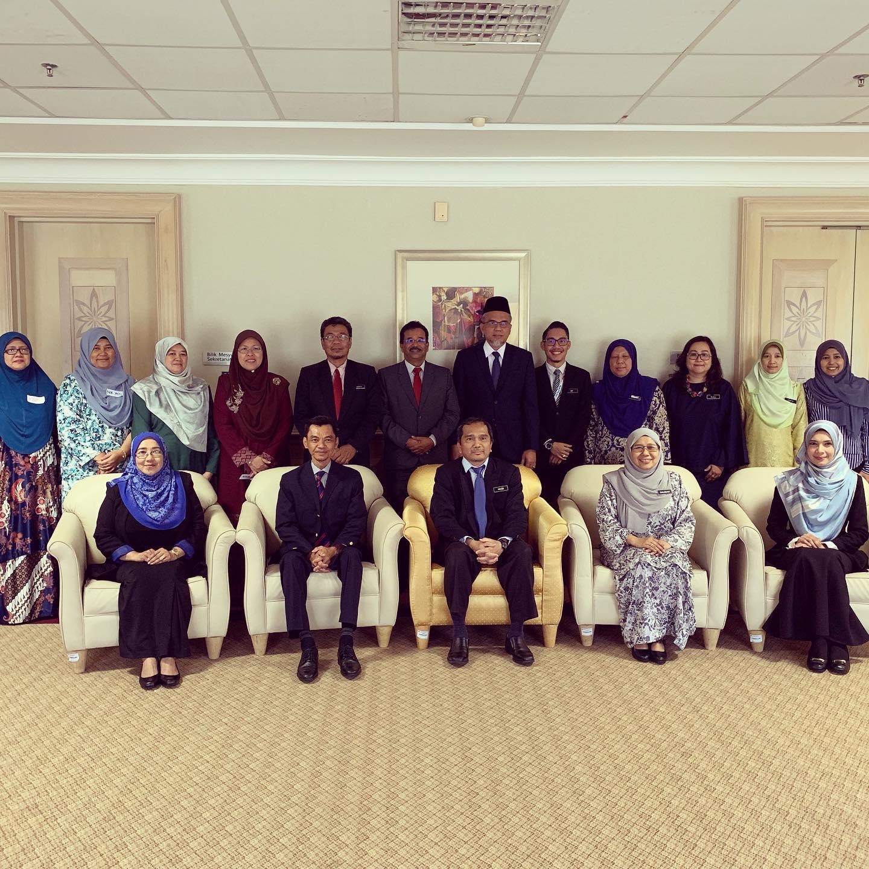 Kursus Penampilan Diri Dan Imej Profesional Jabatan Akauntan Negara Malaysia Pada 11 Disember 2019