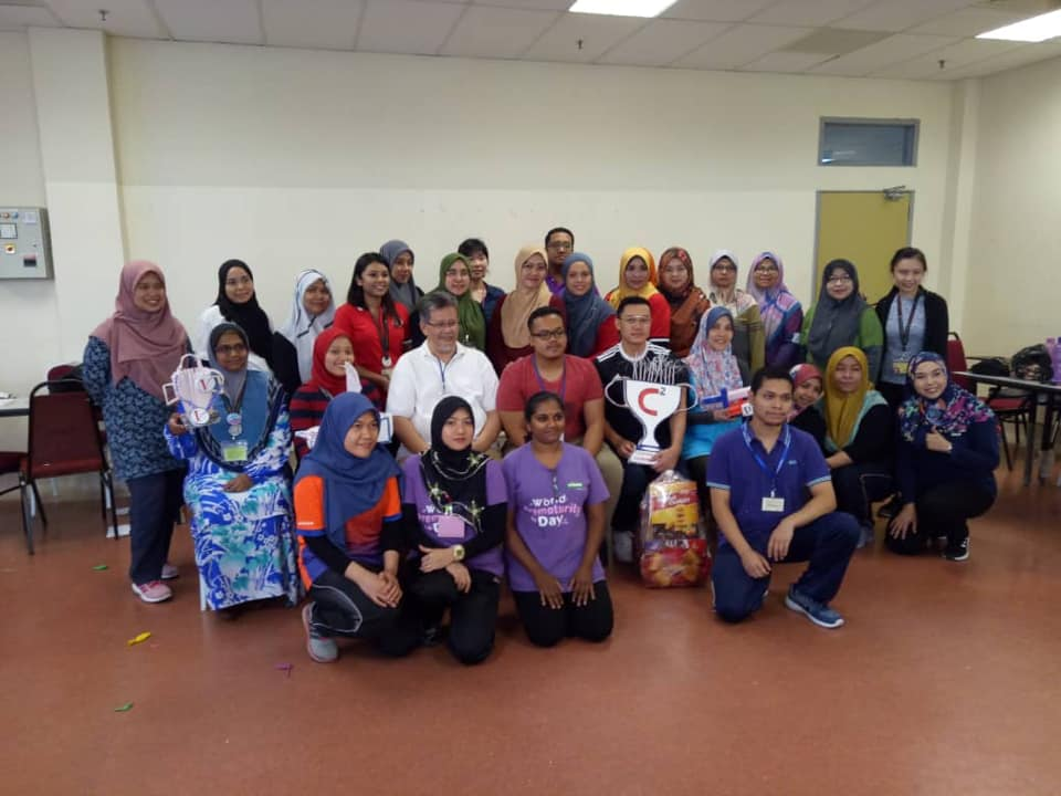 Kursus Memperkasa Kerja Berpasukan | Hospital Slim River | 19 November 2019