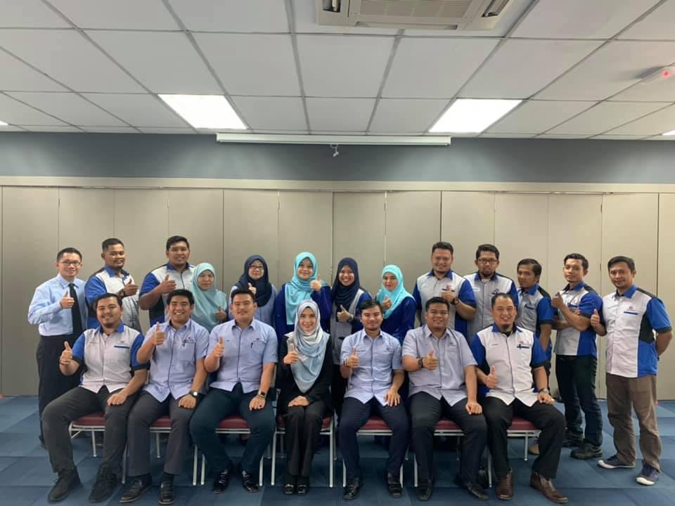 Kursus Perkhidmatan Pelanggan Profesional Johor Land Berhad Pada12 hingga 13 November 2019