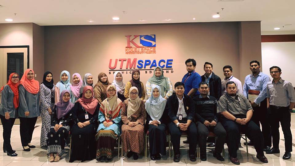 Kursus Customer Services For Frontliners – How To Serve With Love UTMSpace Services Sdn Bhd Pada 5 February 2020
