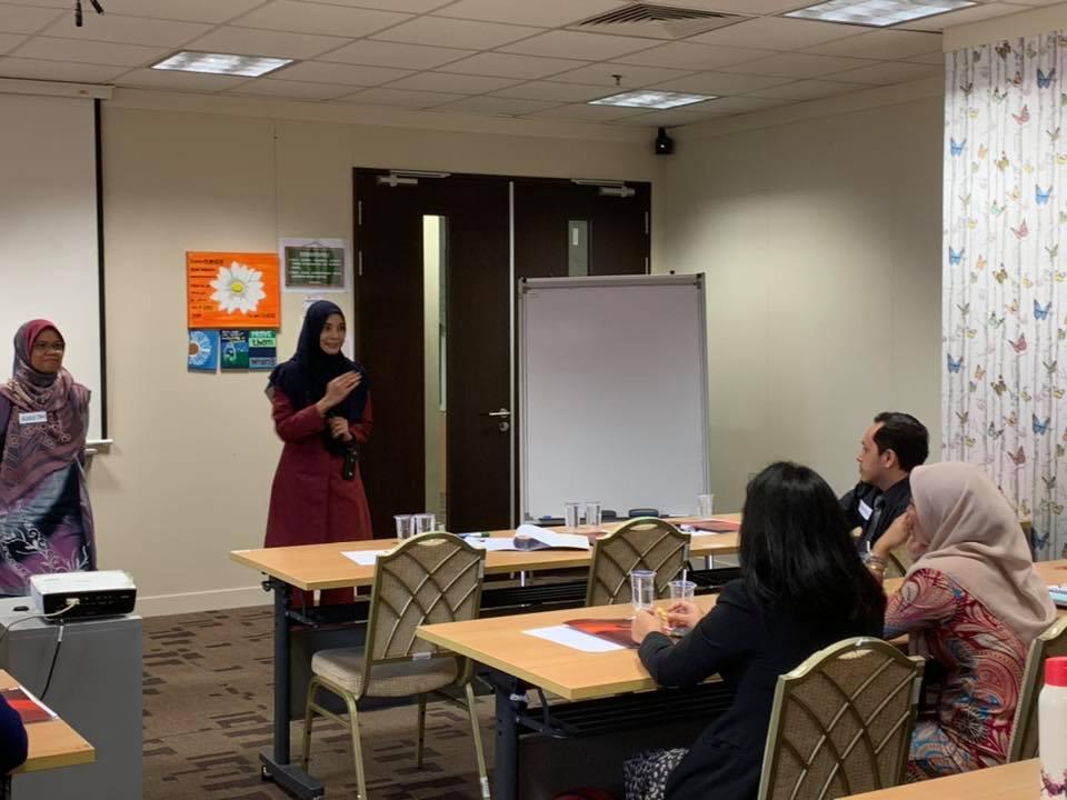 Kursus High Impact Presentation