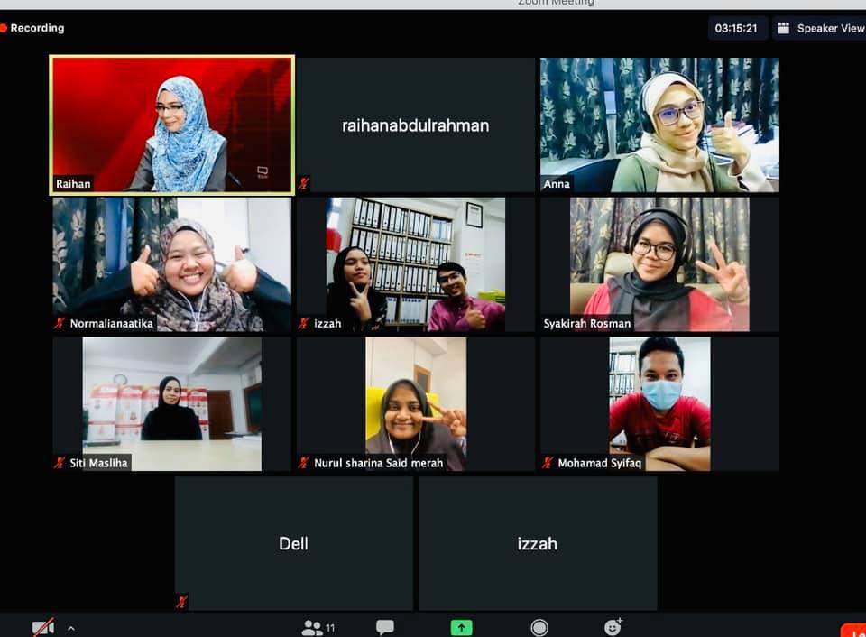 Kursus Online Perkhidmatan Pelanggan & Komunikasi Berkesan Syarikat Minyak Herba Asma Mujarab Sdn Bhd Pada 11 dan 12 Jun 2020