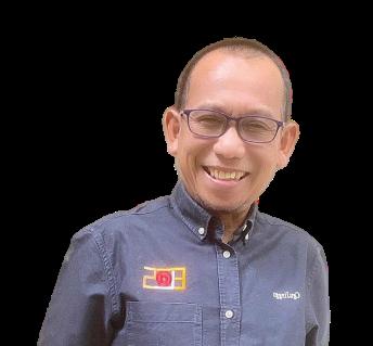 Encik Harun Bin Abu Bakar @ CguJinggo